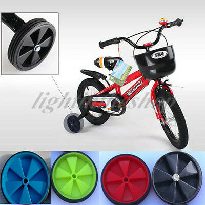 """Stable 12- 20"""" Kid Stabilisers Training Wheels For Children Bicycle Cycling Bike"""