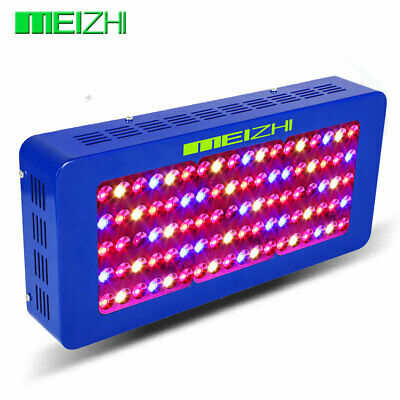 MEIZHI 450W LED Grow Light 12 Band Full Spectrum with VEG Flower Switches Indoor