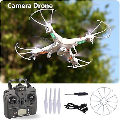 X5C-1 2.4GHz 4CH 6 Axis RC Quadcopter Drone RTF With HD Camera RC Drone Explorer