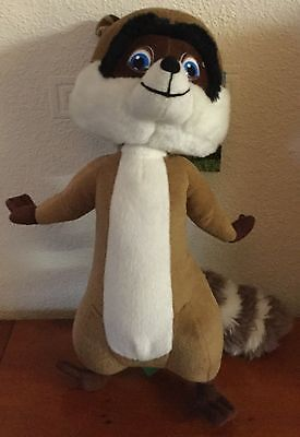Over The Hedge 13 Inch RJ Soft / Plush Toy By Gosh