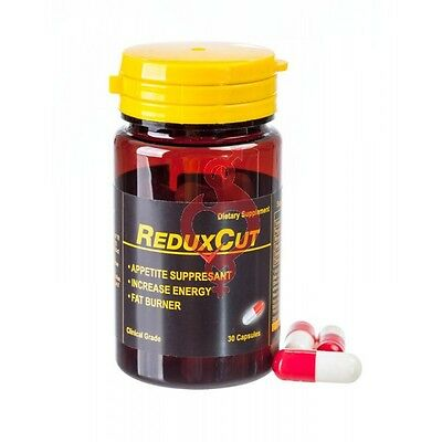 Reduxcut Appetite Suppression Fat Burner Best Weight Loss Supplement