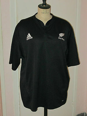 maillot shirt jersey ALL BLACKS NEW ZEALAND NLLE ZELANDE 2006 ADIDAS