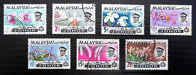 MALAYSIA 1971 All 13 States Butterfly's Fine/Used Cat £107 FP8127
