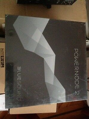 Bluesound Powernode2 Amplified Wireless Music Player New Sealed