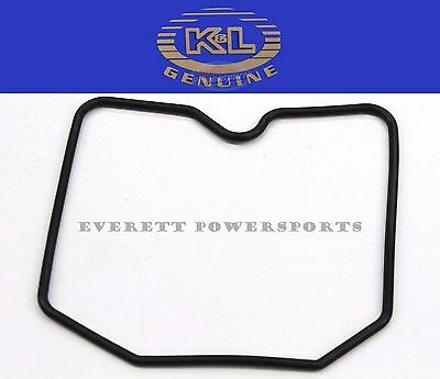 Carburetor Float Bowl Gasket Kawasaki Triumph CVK Keihin Carb (See Notes) O121 A