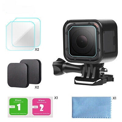 Replacement Lens for GoPro Hero 4 Session Lens Tempered Glass + Screen Protector