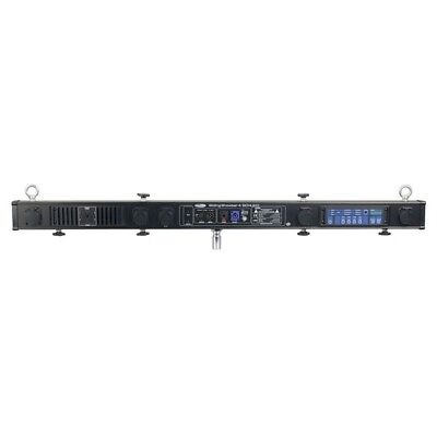 Showtec Sliding Show Bar 4 Powercon® T-bar Schuko mit 4 Kanal Dimmer