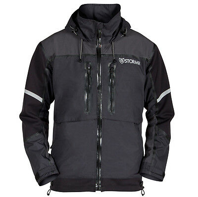 Stormr Fusion Jacket - Black - Medium