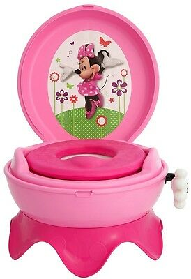 TOMY First Years Disney Minnie Mouse Potty System