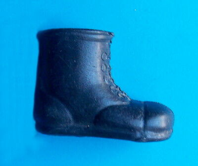 """1974 MAD MONSTERS 8"""" mego figure -- WOLFMAN -- BOOTS (1)"""