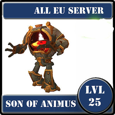 Son of animus / wow Battle Pet lvl 25  / All EU Server /