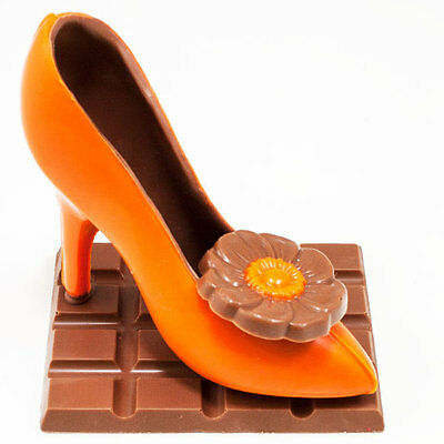 New Modern Stiletto Mandarin chocogram gifts him her christmas