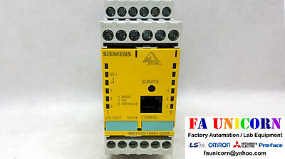 [Siemens] 3RK1105-1BE04-2CA0 V3.04 Safety Monitor Relay AS-Interface Fast Ship