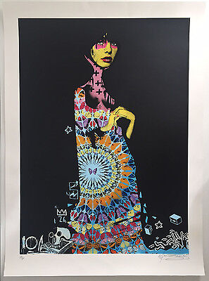 Elements of Everyone by Miss Bugs (limited edition Artist Proof AP)