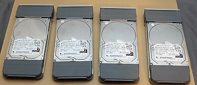Apple 620-2478-A caddy with HDD 250GB 655-1166A pour Xserve G4 lot of 4