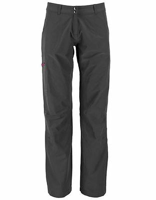 Rab Women's Helix Pants Trousers. Colour - Ebony (reg / short / long leg)