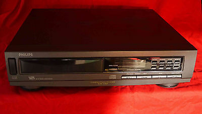 Lecteur laser CD vintage Philips CD 162