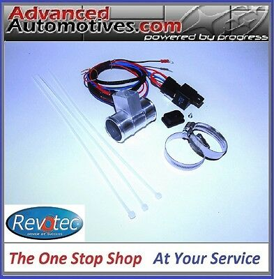 Revotec Electronic Fan Controller 35mm ID Hose Fitting - Land Rover Kit EFC35LR