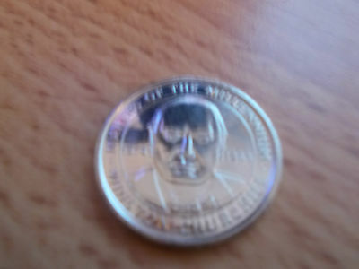 Highly Collectible Millennium Commemorative Coin - WINSTON CHURCHILL