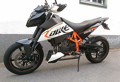 supermoto ktm 690 smc r akrapovic eur. Black Bedroom Furniture Sets. Home Design Ideas