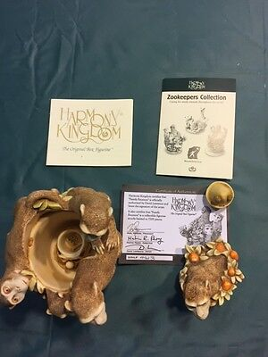 harmony kingdom -Family Reunion -New with Box