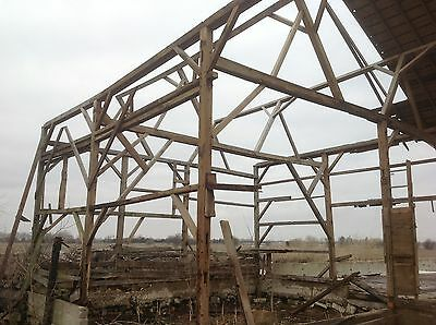 Reclaimed Barn Beams Timbers old growth