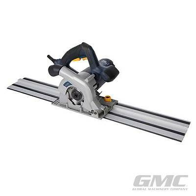 Gmc 1050W Compact Plunge Saw 110Mm & Track Kit - 936962