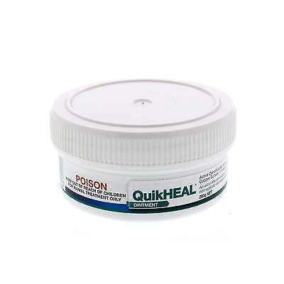 Quikheal Heel Ointment Greasy Heel Treatment Horse Equine 200g