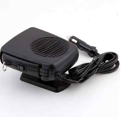 Vehicle Car Portable Ceramic Heating Heater Fan Defroster Demister 12V 200W NEW
