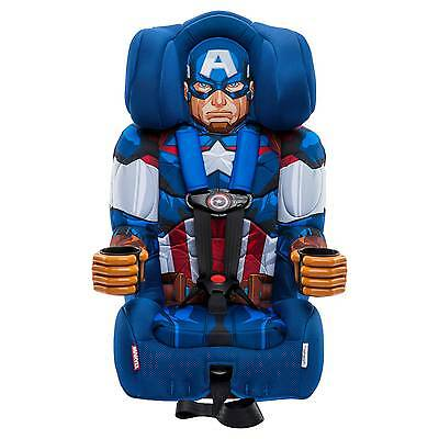 KidsEmbrace Booster Seat Captain America