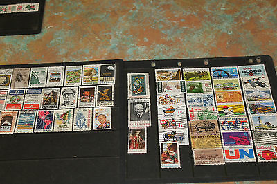 BULK LOT USA STAMPS,,,1968-71 6c ISSUES X 51 ALL DIFF FREE POSTAGE IN OZ