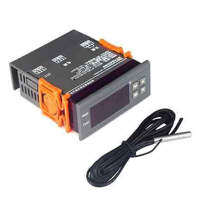 Digital Temperature Controller Docooler 10A 110 Volts One Relay Output 7 Ounce