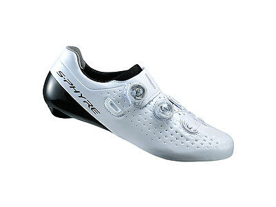 Shimano SH-RC9 S-Phyre Road Shoes - White