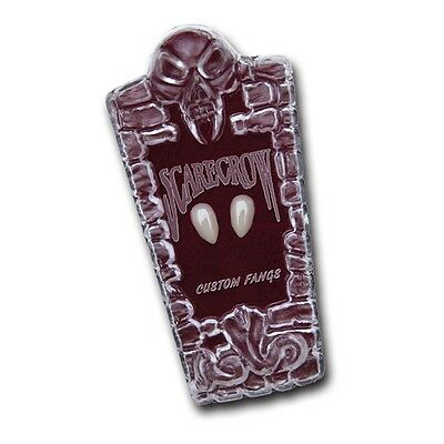 Scarecrow Custom Vampire Fangs - Small Perfect For Halloween