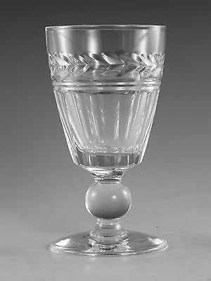 "STUART Crystal - ARUNDEL Cut - Sherry Glass / Glasses - 4"" (1st)"