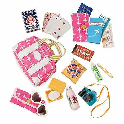Our Generation Doll Bon Voyage Travel Accessory Set