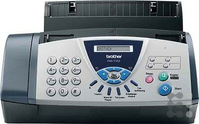 Brother T 102 Fax