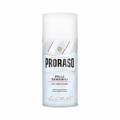 PRORASO Mousse à raser - peau sensible 300ml
