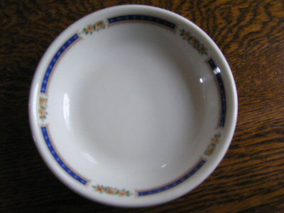 "Syracuse China O.P.CO. 5.5"" FRUIT BOWL in Haddon~Like Pattern w/ Variations"