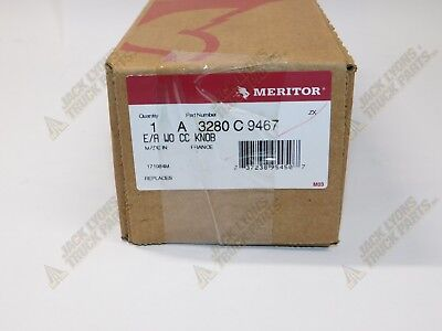 A3280C9467 New Meritor Rockwell TRANSMISSION - SHIFT KNOB ASSEMBLY - OEM