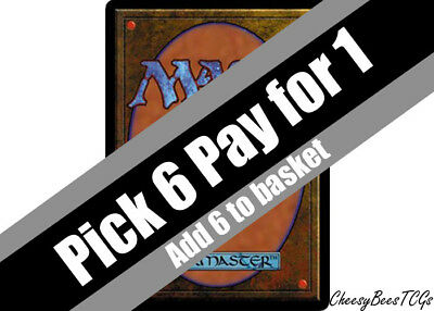 MTG - Token Cards x1 (AKH, M19 & Various)