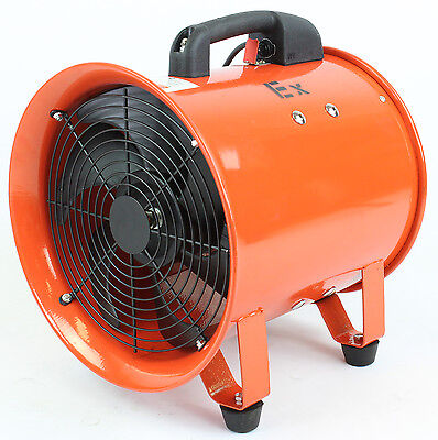 """12"""" Explosion Proof Centrifugal Fan w/ Ducting"""