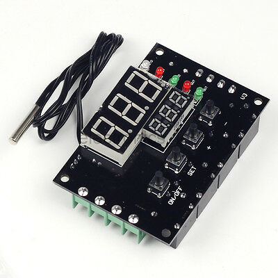 DC12V TEC Semiconductor Cooler Thermostat Automatic Temperature Controller Plate