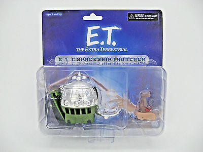 E.T. Spaceship Launcher The Extra Terrestrial New in the Package