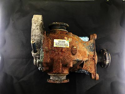 Bmw E53 X5 Facelift 3.0D 2006 Rear Differential Rear Diff 3.91 7524892 7512662