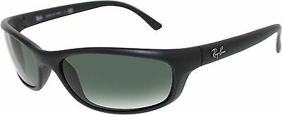 Ray-Ban RB4115 601S71 Active Black Frame Green Classic 57mm Lens Sunglasses