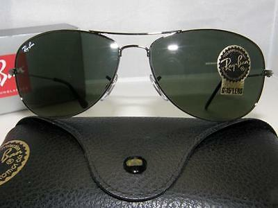 Brand New!! Ray-Ban Cockpit Style Unisex Sunglasses