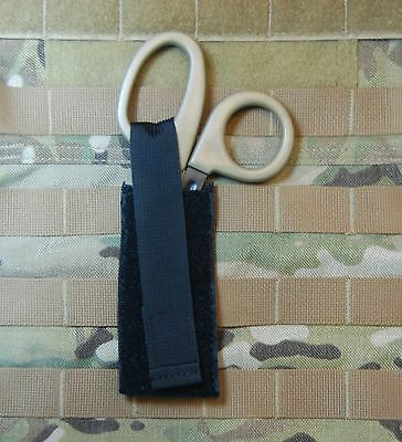 Trauma Shears Holster Black MOLLE Pouch Medical EMS Para Rescue CSAR EMT PJ