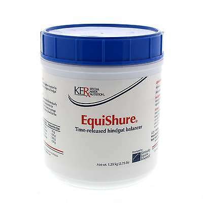 Equi Shure Hindgut Balancer Horse Equine 1.2kg Health Supplement