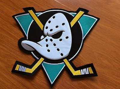 Patch Anaheim Ducks - Nhl - National Hockey League - Ice Hockey - Big Size